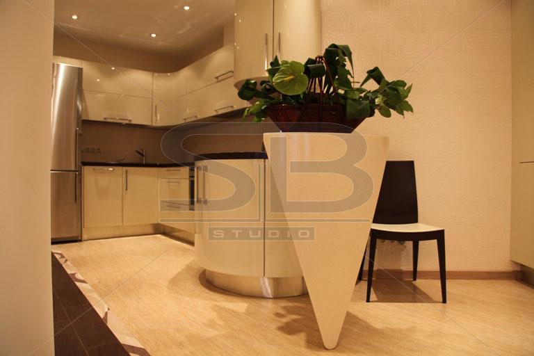 Барные стойки из искусственного камня, столы - купить недоро.