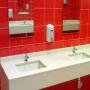 Ванные комнаты из кварца