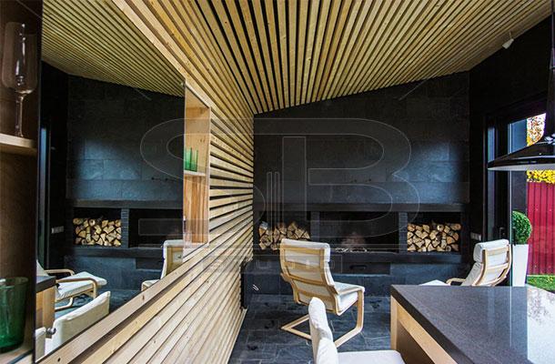 Проект дизайнеров Дарьи Касацкой и Филиппа Тангалычева - Всесезонный павильон