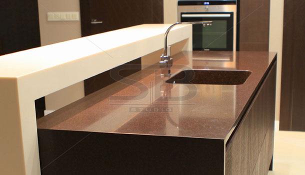 Кухонная столешница TRISTONE TS-113 Cronium (акрил)